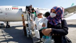 إيران تعلق الرحلات الجوية مع العراق
