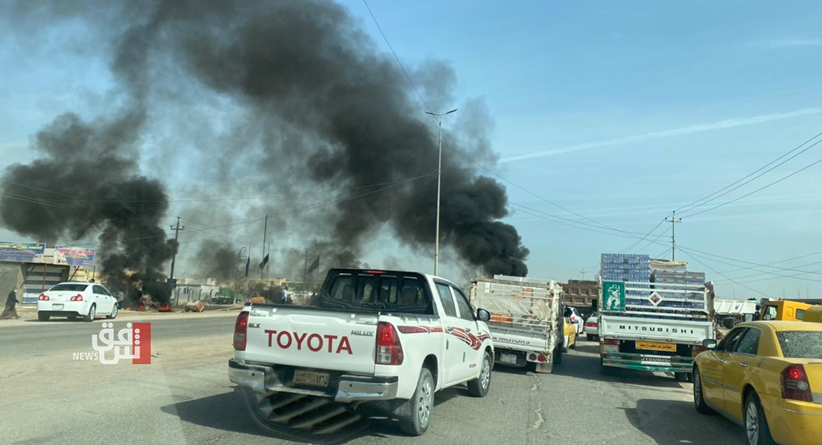 Demonstrators storm the streets in four Iraqi governorates