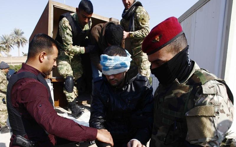 """بالتعاون مع اسايش كوردستان.. استخبارات الداخلية  تلقي القبض على """"والي الفلوجة """""""