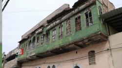 بعد أن دمرتها الحرب.. الشناشيل تعود إلى واجهات بيوت الموصل القديمة