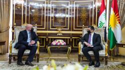 Kurdistan PM discusses Sinjar Agreement with the Finnish Ambassador to Iraq