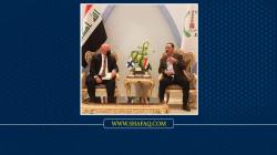 Finnish Ambassador to Iraq inaugurates his country's consulate in Mosul