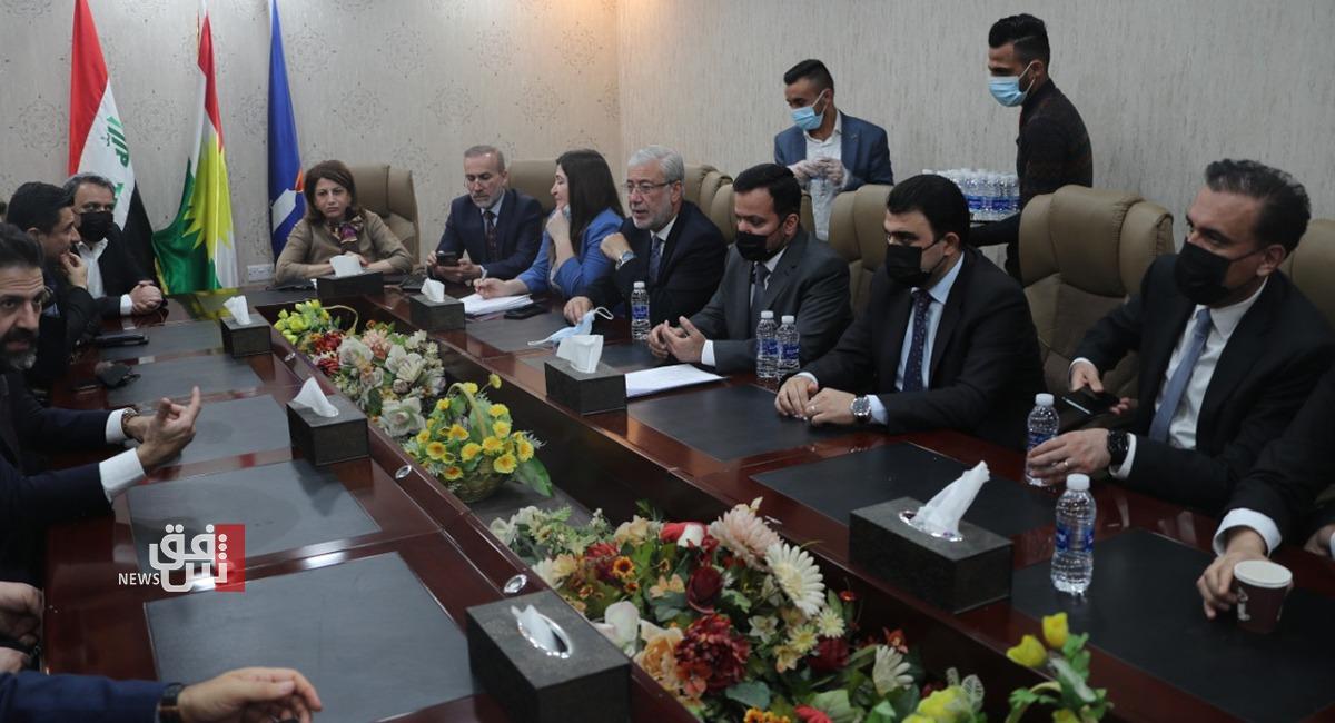 نائب كوردي يكشف عن صيغة اتفاق الوفد الكوردستاني مع البرلمان العراقي