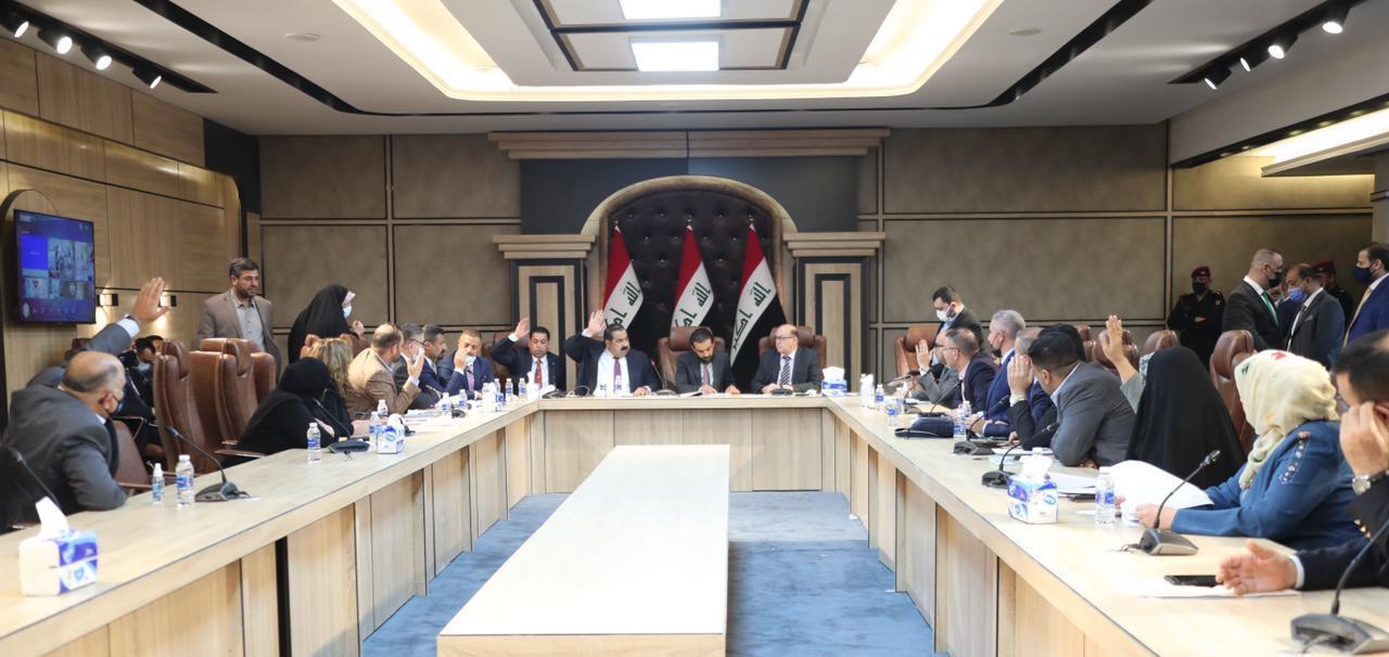 اللجنة المالية تصوت بالموافقة على تعديل فقرة حصة اقليم كوردستان بالموازنة