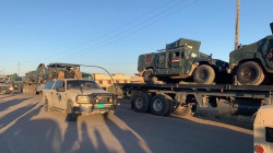 Iraqi forces launch a new security operation in the Baghdad belt areas