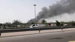 مصدر يوضح سبب تصاعد اعمدة الدخان في سماء بغداد وسماع دوي انفجارات