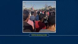 فيديو وصور.. أهالي الرفاعي يرفضون تغيير القائممقام ويطالبون بإعادته لمنصبه