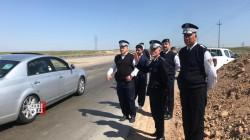 مصرع شخصين من اصحاب الدراجات بحادثي سير في نينوى