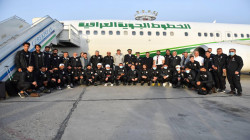 المنتخب العراقي يصل طشقند لخوض ودية أوزبكستان