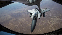 Coalition Aircraft Batter ISIS with 133 Airstrikes in Iraq
