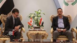 ثاني سفير أجنبي يزور الموصل في غضون أقلّ من أسبوع