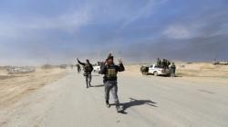 A minefield in Alas oil fields area was found