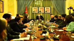 وفد وزاري عراقي يبحث في الأردن عقد القمة الثلاثية في بغداد