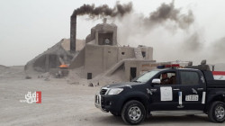 استجابة لمناشدات عبر شفق نيوز.. الفلوجة تغلق 11 معملاً (صور)