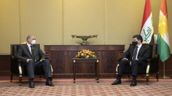 Barzani and Al-Ghanmi emphasize the importance of Sinjar agreement