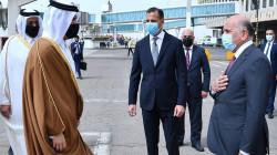 وزير الخارجية القطري يصل اربيل