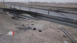 IED explosion targets Logistics convoys of the Global Coalition in al-Anbar