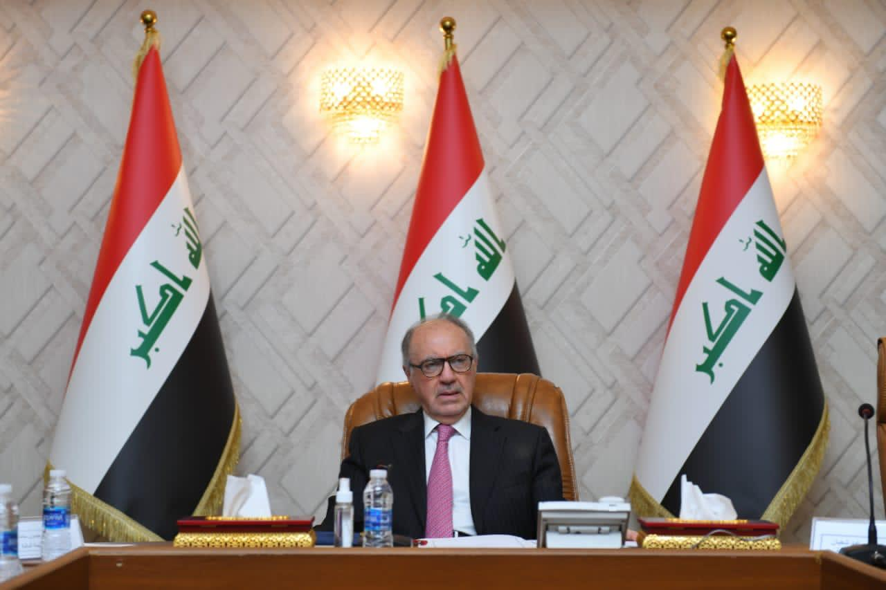 Allawi: we must activate the investment budget and finance the private sector 1616681252170