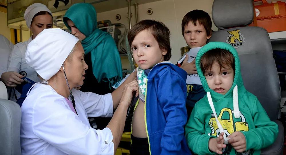 روسيا تستعيد جميع أطفال داعش من السجون العراقية