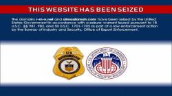 امريكا تصادر على موقعين تابعين لكتائب حزب الله