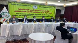 انتخاب رعد حمودي رئيساً للجنة الاولمبية العراقية للدورة الرابعة توالياً