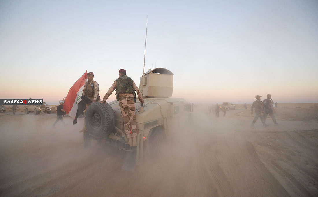 Security forces launch Search operations in Diyala, Nineveh and Kirkuk