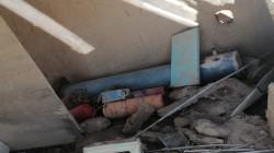 الإستخبارات تشن حملة عسكرية في حمرين وهذا ما عثرت عليه (صور)