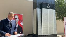 الجبهة التركمانية تعلن في بيان رسمي تخلي الصالحي عن رئاستها