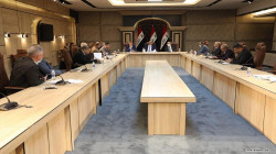 The Parliament holds serial meetings in the presence of KRG's delegation