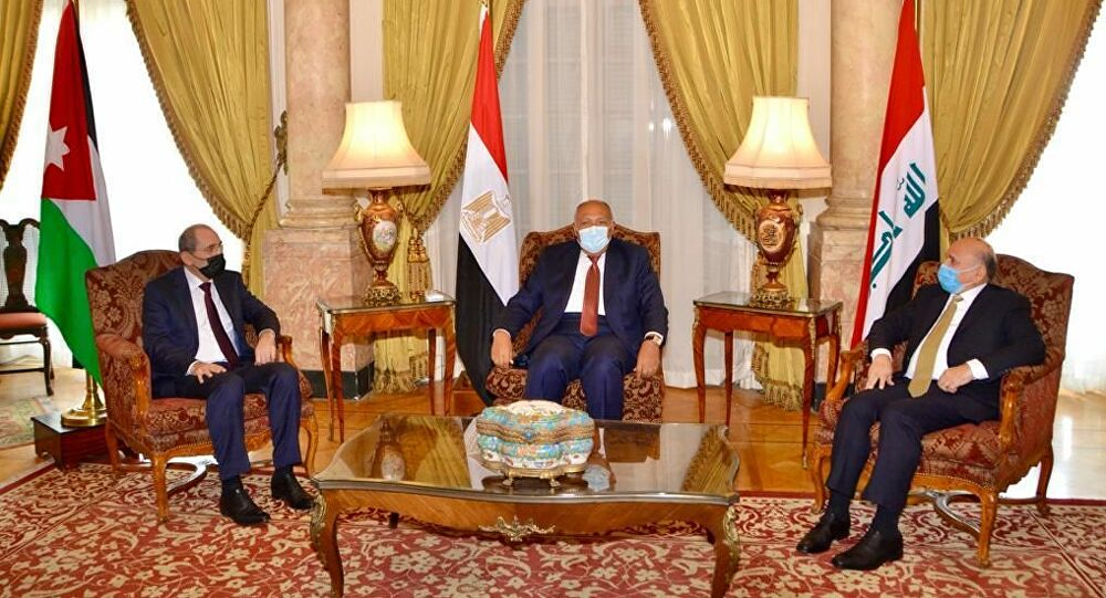 In preparation for the tripartite summit ... the Jordanian and Egyptian foreign ministers will visit Iraq tomorrow 1616941255543