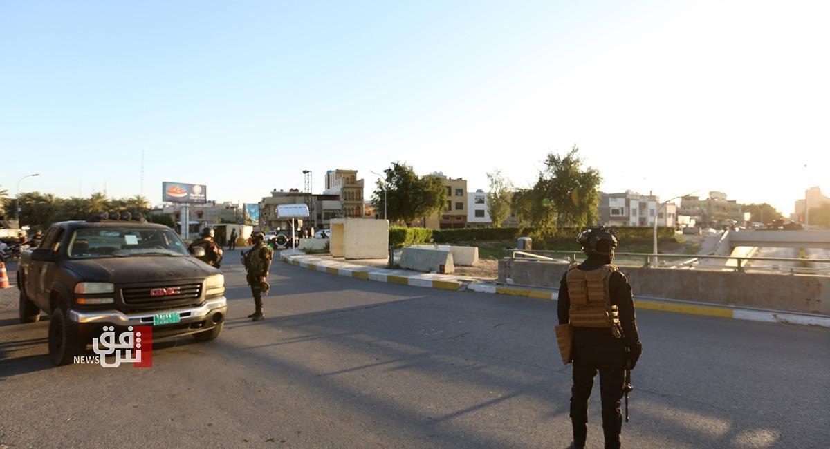 مقتل رجل أمن اثر مداهمة منزل تاجر مخدرات جنوبي العراق