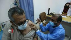الصحة العراقية: أكثر من 10 آلاف شخص تلقوا لقاح كورونا خلال يوم
