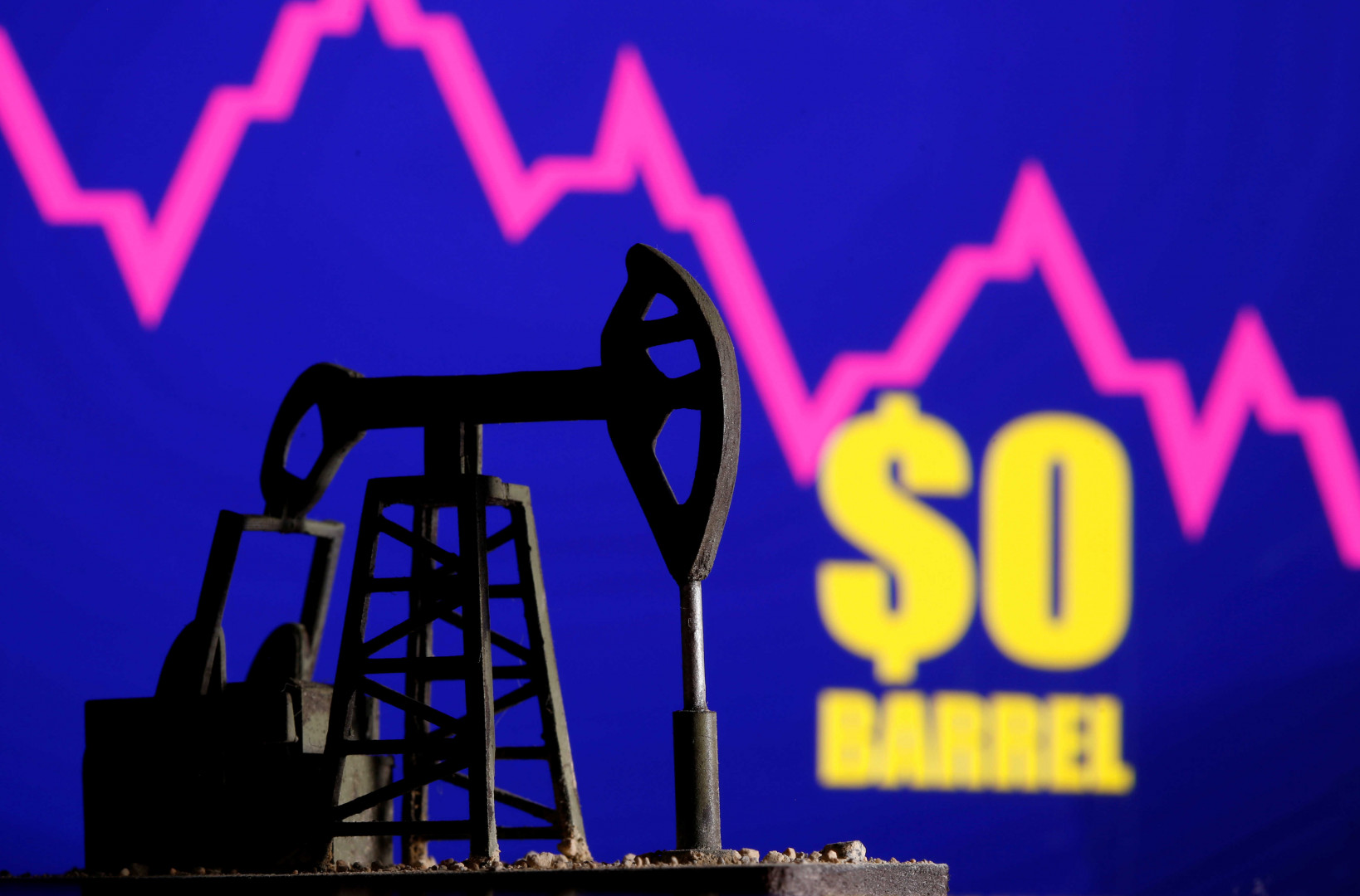 Oil slides 4% on China virus curbs and climate warning
