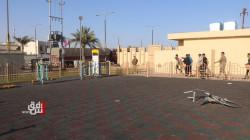 بذريعة الانتقام من الحكومة.. مخربون يتلفون ممتلكات عامة في الفلوجة (صور)