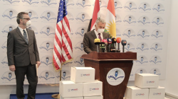 Covid-19: USAID provided supplies and equipment for 13 Kurdish Universities.