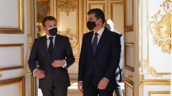 Barzani and Macron agree upon maintaining the Regions stability and security