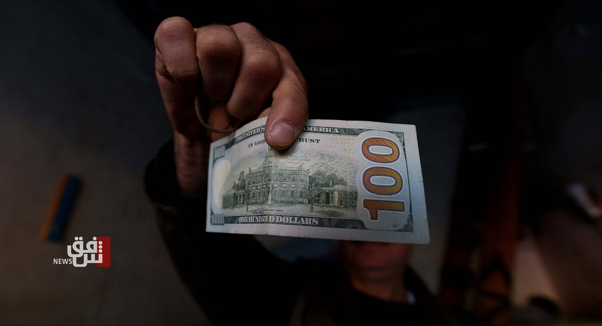 The Dollar's rates climb in Baghdad and Erbil