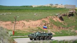 قوات روسية تسيّر دورية على حدود الإدارة الذاتية وتركيا