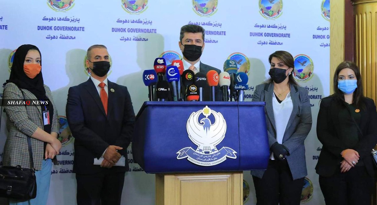"""Duhok's Governor calls on the PKK to """"end their presence"""" in the governorate"""