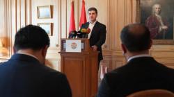 نيجيرفان بارزاني: فرنسا مستعدة لمواصلة الدعم لتحقيق الاستقرار السياسي والاقتصادي في العراق