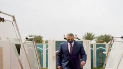 الكاظمي يصل السعودية