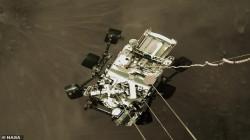 """""""إنجينيويتي"""" تضع أرجلها على المريخ في حدث تاريخي"""