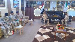 Al-Falahi commences his duties as commander of Nineveh Operations command