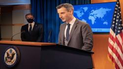 الخارجية الأمريكية: الضفة الغربية والجولان ارضاً محتلة