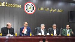 شامل كامل ممثل التطبيعية في الاجتماع الخليجي ومرافق للجنة بالبصرة