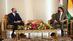 Nechirvan Barzani to U. S. embassy attaché: Resuming the strategic dialogue is an important step