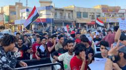 مسؤول حكومي يتهم المتظاهرين بالتسبب بأزمة الوقود في الناصرية