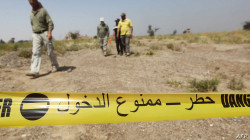 An explosive device kills a farmer, injures another south of Mosul