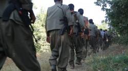 العمال الكوردستاني يهدد بالتدخل لصد أية هجوم تركي على سنجار