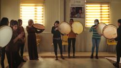 بصوت الدفوف والأغاني الحماسية.. ايزيديات يوجهن رسالة لداعش